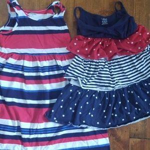 2 4T summer dresses
